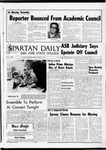 Spartan Daily, January 11, 1966 by San Jose State University, School of Journalism and Mass Communications