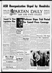 Spartan Daily, January 12, 1966 by San Jose State University, School of Journalism and Mass Communications