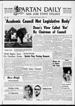Spartan Daily, January 13, 1966 by San Jose State University, School of Journalism and Mass Communications