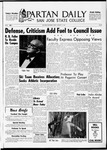 Spartan Daily, January 14, 1966 by San Jose State University, School of Journalism and Mass Communications