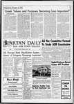 Spartan Daily, June 1, 1966 by San Jose State University, School of Journalism and Mass Communications