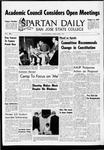 Spartan Daily, March 1, 1966 by San Jose State University, School of Journalism and Mass Communications