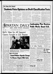 Spartan Daily, March 4, 1966 by San Jose State University, School of Journalism and Mass Communications