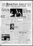 Spartan Daily, March 7, 1966 by San Jose State University, School of Journalism and Mass Communications