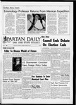 Spartan Daily, March 10, 1966 by San Jose State University, School of Journalism and Mass Communications