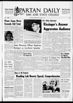Spartan Daily, March 11, 1966 by San Jose State University, School of Journalism and Mass Communications