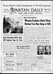 Spartan Daily, March 14, 1966 by San Jose State University, School of Journalism and Mass Communications