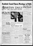 Spartan Daily, March 15, 1966 by San Jose State University, School of Journalism and Mass Communications