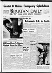 Spartan Daily, March 17, 1966 by San Jose State University, School of Journalism and Mass Communications
