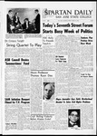 Spartan Daily, March 18, 1966 by San Jose State University, School of Journalism and Mass Communications