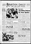 Spartan Daily, March 21, 1966 by San Jose State University, School of Journalism and Mass Communications