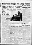 Spartan Daily, March 22, 1966 by San Jose State University, School of Journalism and Mass Communications