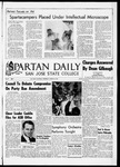 Spartan Daily, March 23, 1966 by San Jose State University, School of Journalism and Mass Communications