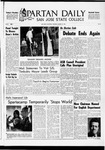 Spartan Daily, March 24, 1966 by San Jose State University, School of Journalism and Mass Communications