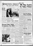 Spartan Daily, March 25, 1966 by San Jose State University, School of Journalism and Mass Communications
