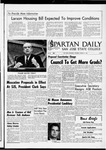 Spartan Daily, March 31, 1966 by San Jose State University, School of Journalism and Mass Communications