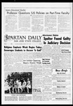 Spartan Daily, May 2, 1966 by San Jose State University, School of Journalism and Mass Communications