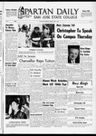 Spartan Daily, May 3, 1966 by San Jose State University, School of Journalism and Mass Communications