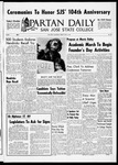 Spartan Daily, May 6, 1966 by San Jose State University, School of Journalism and Mass Communications