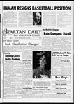 Spartan Daily, May 10, 1966 by San Jose State University, School of Journalism and Mass Communications