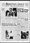 Spartan Daily, May 16, 1966 by San Jose State University, School of Journalism and Mass Communications
