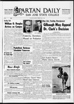 Spartan Daily, May 17, 1966 by San Jose State University, School of Journalism and Mass Communications