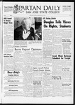 Spartan Daily, May 18, 1966 by San Jose State University, School of Journalism and Mass Communications