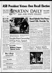 Spartan Daily, May 19, 1966 by San Jose State University, School of Journalism and Mass Communications