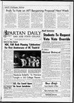 Spartan Daily, May 20, 1966 by San Jose State University, School of Journalism and Mass Communications