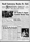 Spartan Daily, May 23, 1966 by San Jose State University, School of Journalism and Mass Communications