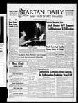 Spartan Daily, May 24, 1966 by San Jose State University, School of Journalism and Mass Communications