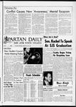 Spartan Daily, May 25, 1966