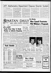 Spartan Daily, May 26, 1966 by San Jose State University, School of Journalism and Mass Communications
