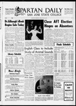 Spartan Daily, May 27, 1966 by San Jose State University, School of Journalism and Mass Communications