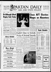 Spartan Daily, May 27, 1966