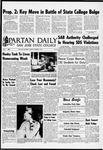 Spartan Daily, November 1, 1966