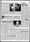 Spartan Daily, November 3, 1966 by San Jose State University, School of Journalism and Mass Communications