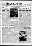 Spartan Daily, November 7, 1966