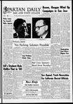 Spartan Daily, November 8, 1966