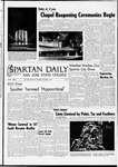 Spartan Daily, November 17, 1966 by San Jose State University, School of Journalism and Mass Communications