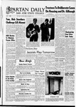 Spartan Daily, November 18, 1966 by San Jose State University, School of Journalism and Mass Communications