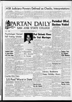 Spartan Daily, November 22, 1966 by San Jose State University, School of Journalism and Mass Communications
