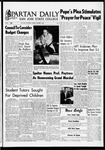 Spartan Daily, October 4, 1966 by San Jose State University, School of Journalism and Mass Communications