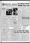 Spartan Daily, October 12, 1966