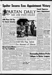 Spartan Daily, October 13, 1966 by San Jose State University, School of Journalism and Mass Communications