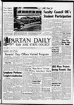 Spartan Daily, October 14, 1966