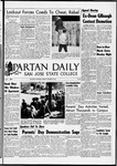 Spartan Daily, October 18, 1966 by San Jose State University, School of Journalism and Mass Communications
