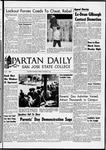 Spartan Daily, October 18, 1966