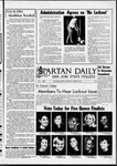 Spartan Daily, October 19, 1966 by San Jose State University, School of Journalism and Mass Communications