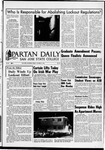 Spartan Daily, October 21, 1966 by San Jose State University, School of Journalism and Mass Communications